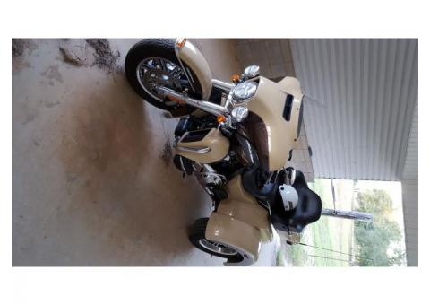 2014 Harley Tri Glide Ultra Classic