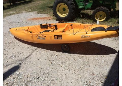 Hobie Outback Kayak