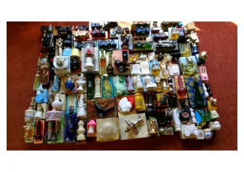 Avon Decanter Collection (over 100)